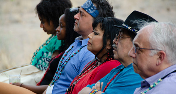 Native peoples are a richly diverse group of people.